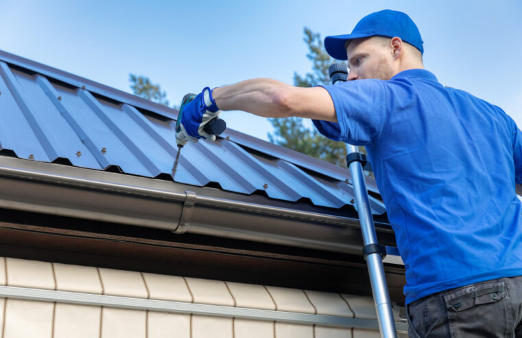 The History of Roofing